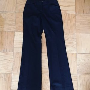 Black Express Trousers